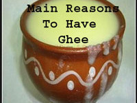 Reasons To have Ghee