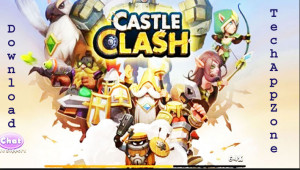 castle clash for windows