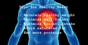 tips-for-healthy-heart