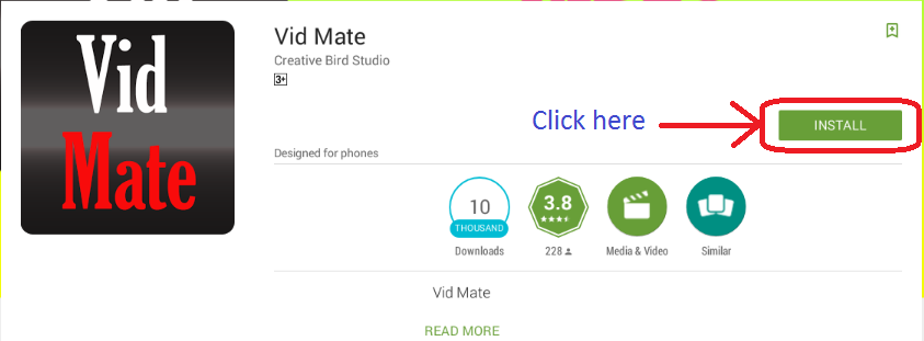vidmate app for pc windows 10 free download