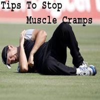 Tips To Stop Muscle Cramps and Promote Muscle Relax