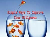 simple ways to improve your willpower