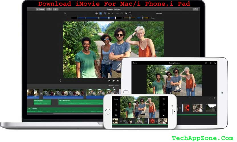 how to get imovie video on pc