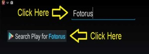 fotorus for laptop