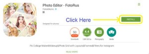 fotorus for windows
