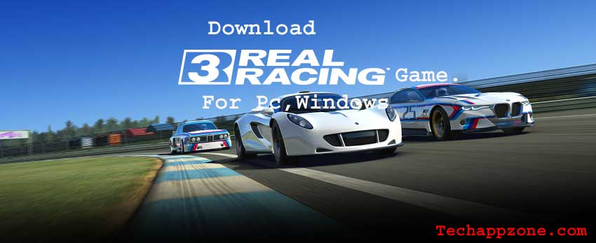 real racing 3 download for laptop