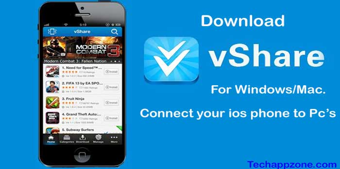 Download Vshare For PC,Laptop On Windows 10,8 1,8 & 7,Mac