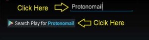 protonomail for ios
